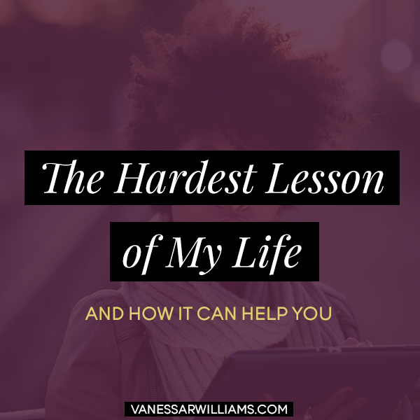 the hardest lesson A lot of lessons are learned a lot of realizations occur that's why grieving is different for everyone we don't all think the same, so therefore every passing varies.